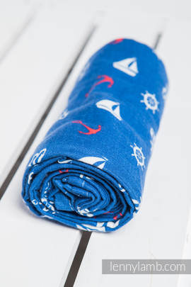 Swaddle Wrap - SAILOR (grade B)