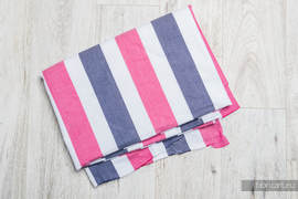 MARSEILLAISE, fabric scrap, broken twill weave, size 100cm x 140cm