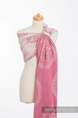 Ringsling, Jacquard Weave (100% cotton) - SANDY SHELLS (grade B)