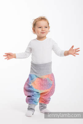 LennyBaggy - size 74 - Big Love - Rainbow & Grey