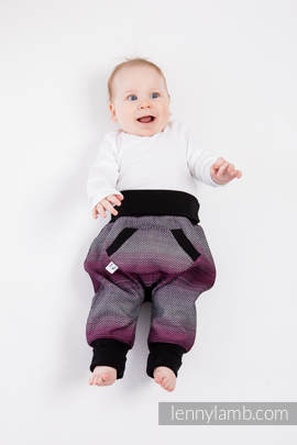 LennyBaggy - size 68 - Little Herringbone Inspiration & Black