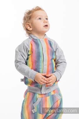 Children sweatshirt  LennyBomber - size 86 - Luna & Grey