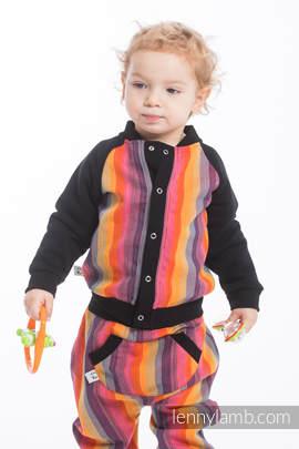 Bluza dla dziecka LennyBomber - rozmiar 80 - Tropikana Bawełna