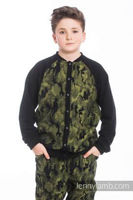 LennyBomber - size 104 - Green Camo