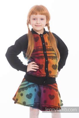 LennyBomber - size 152 - Rainbow Lace Dark