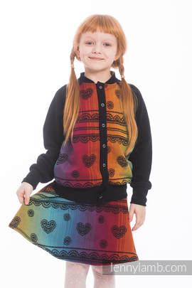 LennyBomber - size 146 - Rainbow Lace Dark