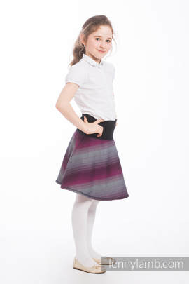 LennySkirt - size 140 - Little Herringbone Inspiration