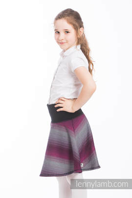 LennySkirt - size 152 - Little Herringbone Inspiration