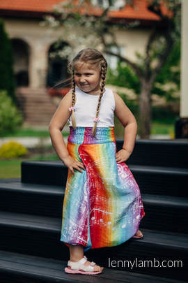 LennyAladdin bamboo for kids - size 140 - SYMPHONY RAINBOW LIGHT