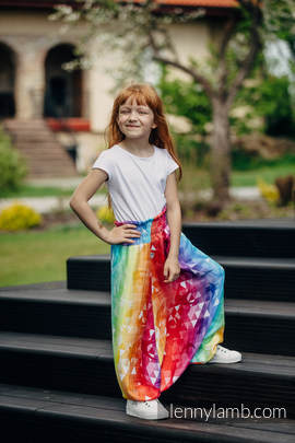 LennyAladdin bamboo for kids - size 116 - SWALLOWS RAINBOW LIGHT