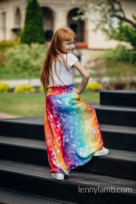 LennyAladdin bamboo for kids - size 122 - SWALLOWS RAINBOW LIGHT