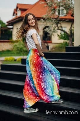 LennyAladdin bamboo for kids - size 134 - SWALLOWS RAINBOW LIGHT