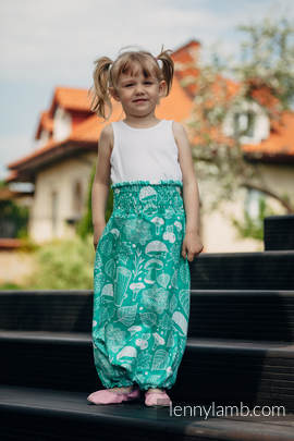 LennyAladdin bamboo for kids - size 104 - UNDER THE LEAVES
