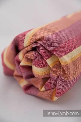 Baby Sling, Diamond Weave (bamboo + cotton) - Turkey - size L (grade B)