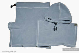 Turtleneck for two - grey (grade B)