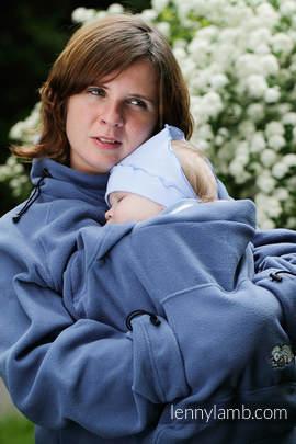 Polar do noszenia dzieci - niebieski - XL (drugi gatunek)