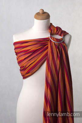Ringsling, Diamond Weave (100% cotton) - Soleil Diamond